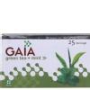 GAIA Green Tea & Mint,  25 Piece(s)/Pack  Mint