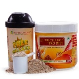 Nutricharge Pro Diet,  0.5 kg  Unflavoured