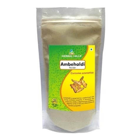 Herbal Hills Ambehaldi Powder,  0.2 kg