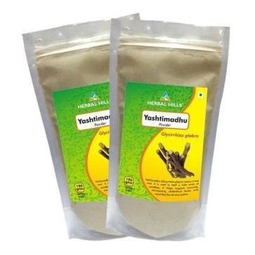 Herbal Hills Yashtimadhu Powder,  0.2 kg