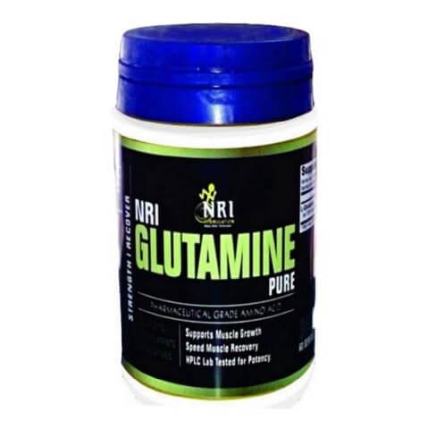 NRI Formulation Glutamine,  0.66 lb  Unflavoured