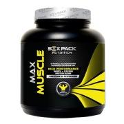 Six Pack Nutrition Max Muscle,  2.2 lb  Jumbo Banana