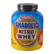 Matrix Nutrition Anabolic Nitro Whey,  2.2 lb  Chocolate