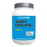 Just Nutrition Whey Isolate,  2.2 Lb  Banana