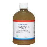HealthViva Juice Aloe Vera,  Unflavoured  0.5 L