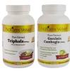 Natures Velvet Garcinia Cambogia + Triphala (500mg), 120 veggie capsule(s)