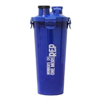 MuscleBlaze Hydra Shaker,  Blue & Black  600 ml