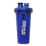 MuscleBlaze Hydra Shaker,  Blue & Black  600 Ml