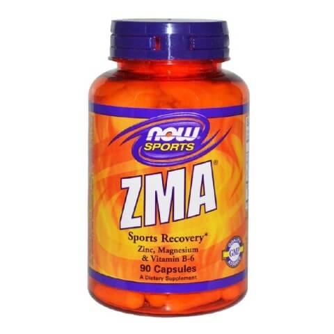 Now ZMA,  90 capsules