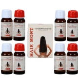 Lord's Hair Mont Drops,  30 Ml  Pack Of 4