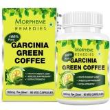 Morpheme Remedies Garcinia Green Coffee (500mg),  90 Veggie Capsule(s)