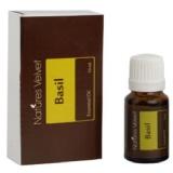 Natures Velvet Essential Oil,  10 Ml  Basil