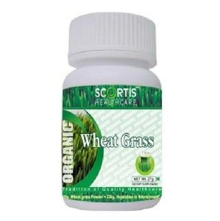 Scortis Wheat Grass Powder,  27 g
