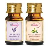 St.Botanica Pure Essential Oil,  20 Ml  Lavender + Ylang-Ylang