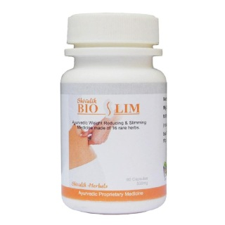 Shivalik Herbals Bio Slim,  60 capsules  Unflavoured