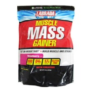 Labrada Muscle Mass Gainer,  12 lb  Strawberry