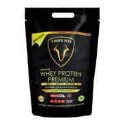 Vigour Fuel 100% Whey Protein Premium,  10 lb  Banana Smoothie