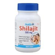 Healthvit Shilajit (500mg),  60 capsules