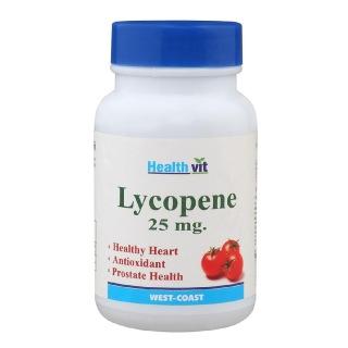 Healthvit LYCOPENE (25mg),  60 tablet(s)