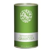 Laplant Lemongrass Green Tea Long Leaf,  100 g  Natural
