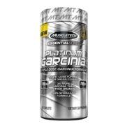 MuscleTech Platinum Garcinia,  120 caplets