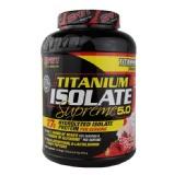 SAN Titanium Isolate Supreme,  5 Lb  Strawberry Yogurt