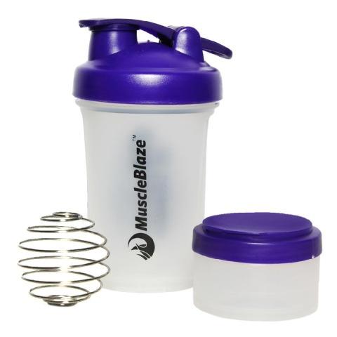 MuscleBlaze Prostar Shaker,  Blue  600 ml