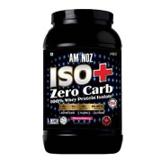Aminoz Iso+ Zero Carbs,  2.2 lb  Strawberry