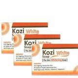 Kozi White The Skin Whitening Soap (Pack Of 3),  75 G  Anti-Ageing