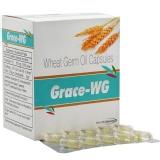 Grace Wheat Germ Oil,  100 Capsules