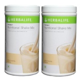 Herbalife Formula 1 Nutritional Shake Mix (Pack Of 2),  0.5 Kg  French Vanilla
