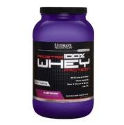 Ultimate Nutrition Prostar 100% Whey Protein,  2 lb  Raspberry