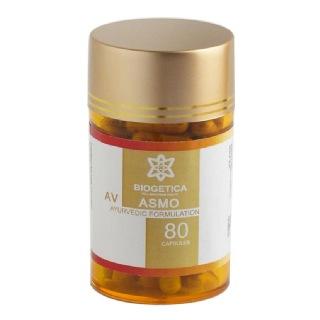 Biogetica AV Asmo,  80 capsules