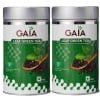 GAIA Green Tea Leaf (Pack of 2),  100 g  Unflavoured