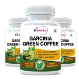 St.Botanica Garcinia Green Coffee Extract (500 Mg) Pack Of 3,  90 Veggie Capsule(s)