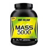 High Voltage Mass 5000,  Vanilla  5.5 Lb