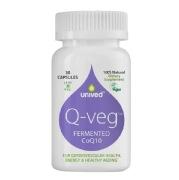 Unived CoQ 10 Q-Veg (Coenzyme),  30 capsules