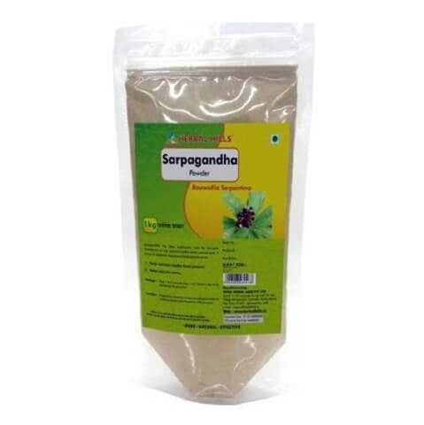 Herbal Hills Sarpagandha Powder,  1 kg