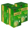 Healthbuddy Organic Premium Darjeeling Green Tea (Pack of 3),  25 Piece(s)/Pack  Unflavoured