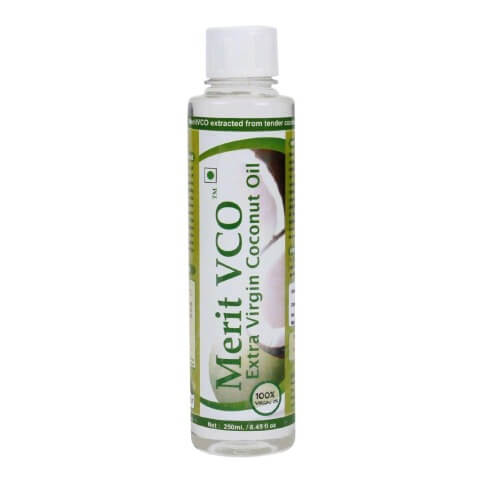 Merit Extra Virgin Coconut Oil,  250 ml  Skin & Hair Treatment