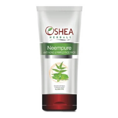 Oshea Herbals Neempure Face Pack,  120 g  Anti Acne & Pimple