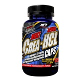 MVP Biotech Crea-Hcl,  Unflavoured  120 Capsules