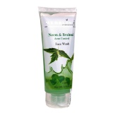 Herbline Neem Brahmi Face Wash,  100 Ml  For Oily & Acne Skin