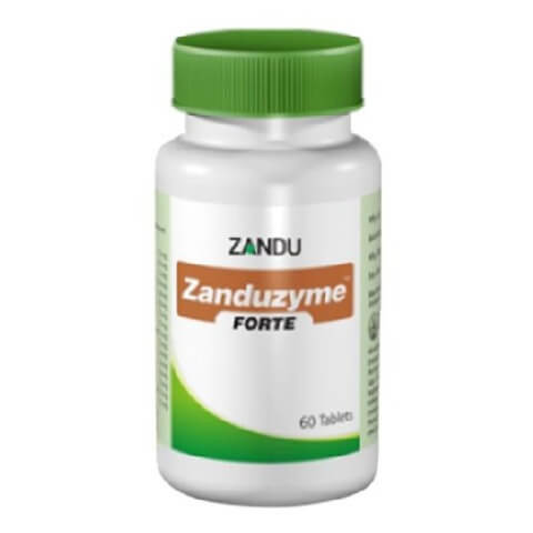 Zandu Zanduzyme,  60 tablet(s)