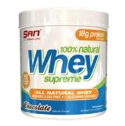 SAN 100% Natural Whey Supreme,  0.98 lb  Chocolate