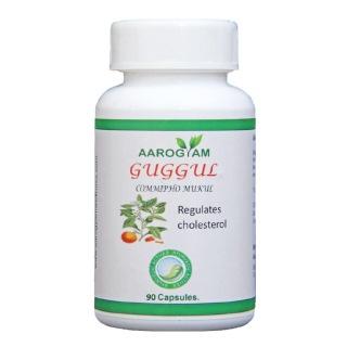 Aarogyam Guggul Capsules,  90 capsules