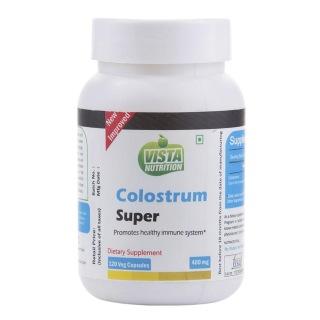 Vista Nutrition Colostrum Super (400 mg),  120 capsules