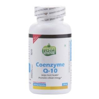 Vista Nutrition CoQ10 (30mg),  120 capsules