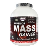 GDYNS Superior Mass Gainer,  Vanilla  9.9 Lb
