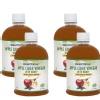 HealthViva Apple Cider Vinegar with Honey - Buy 2 Get 2 Free on MRP